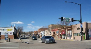 Downtown Walsenburg, Colorado. Borrowed from flickr.com
