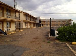 The Royal Inn, Tucumcari, NM, July 6, 2013