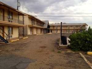 The Royal Inn, Tucumcari, NM, July 6, 2013