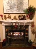 "12.24.2014 ""The stockings were hung by the chimney with care…"""