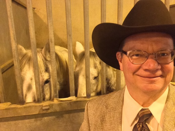 Met these two at the FWSSR. Sweet animals!