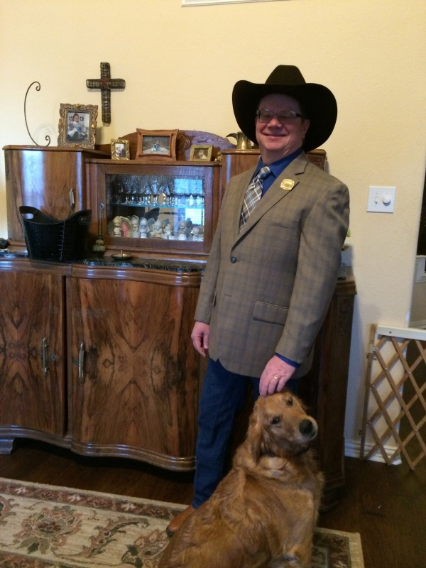 """Western Professional"" is the dress code when working at FWSSR. I like it."