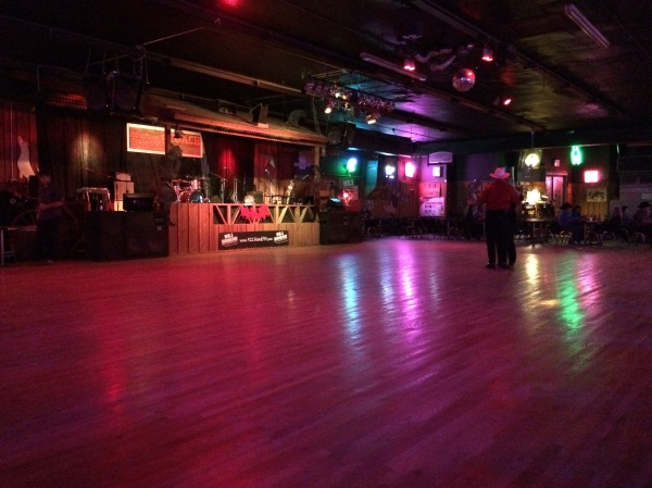 The Stagecoach Ballroom, Fort Worth, Texas.